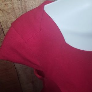 French Connection Dresses - French Connection Classic red dress